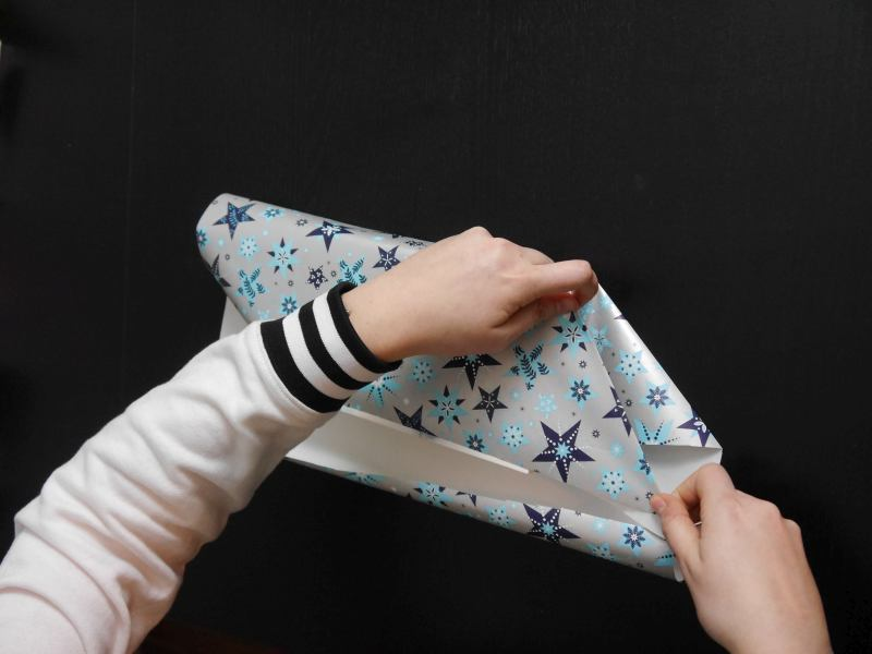 buch als geschenk verpacken b cher verpacken 12 kielfeder. Black Bedroom Furniture Sets. Home Design Ideas