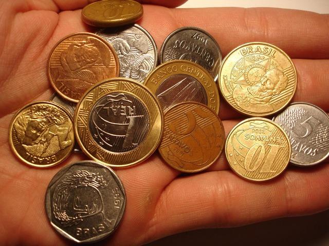 Geld kosten muenzen