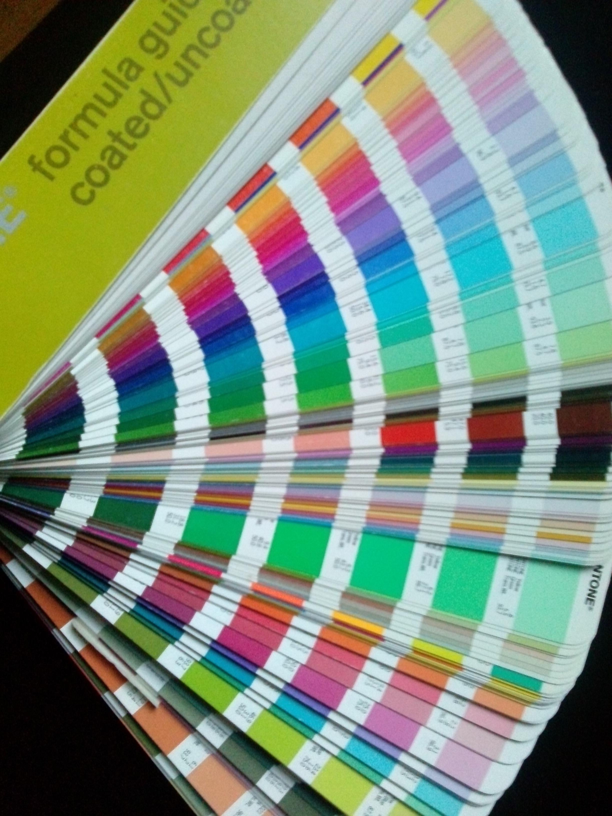 herstellung farben