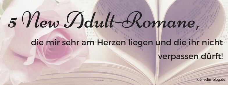 New Adult Romane-Liebesromane-Buchtipps