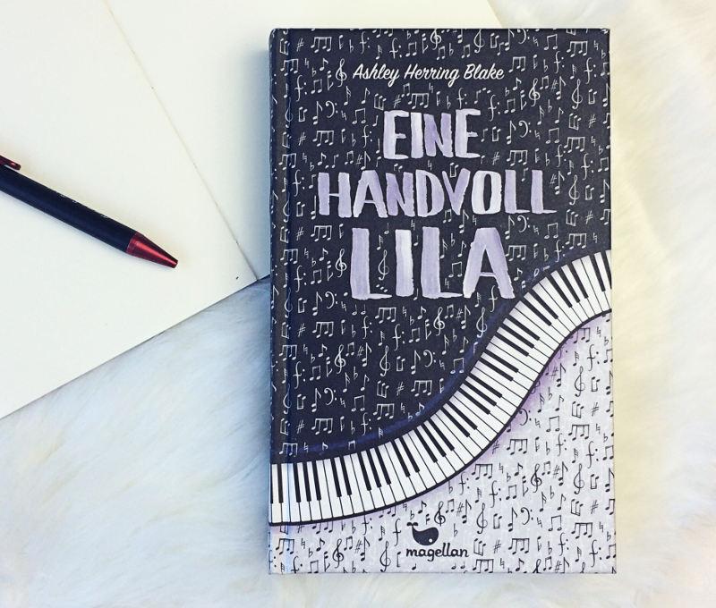 Ashely Herring Blake-Eine Handvoll Lila