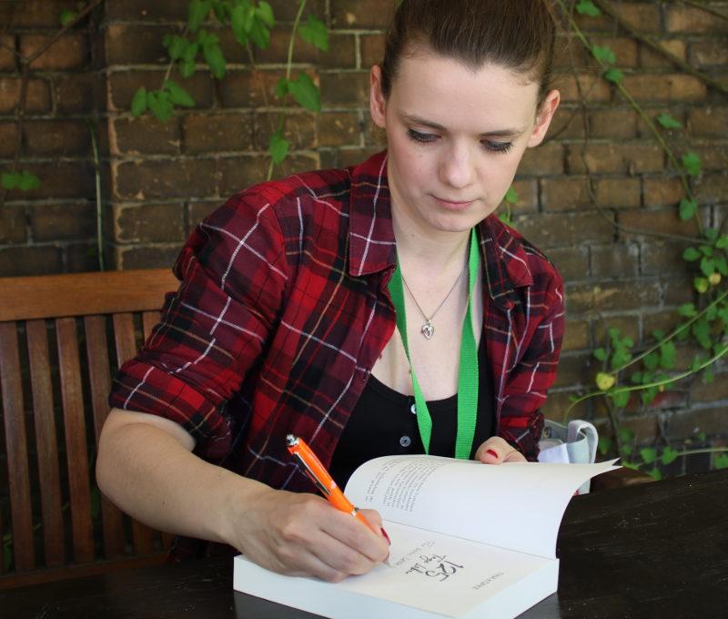 Tina Köpke auf der LoveLetter Convention