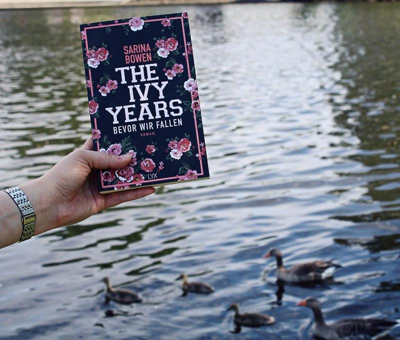 Sarina Bowen-The Ivy Years-Bevor wir fallen