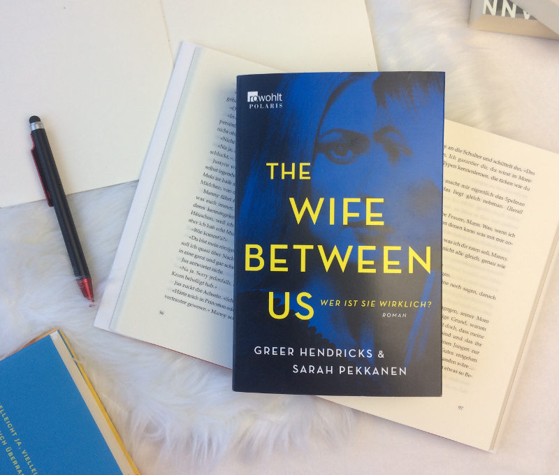Greer Hendricks/Sarah Pekkanen-The Wife between us