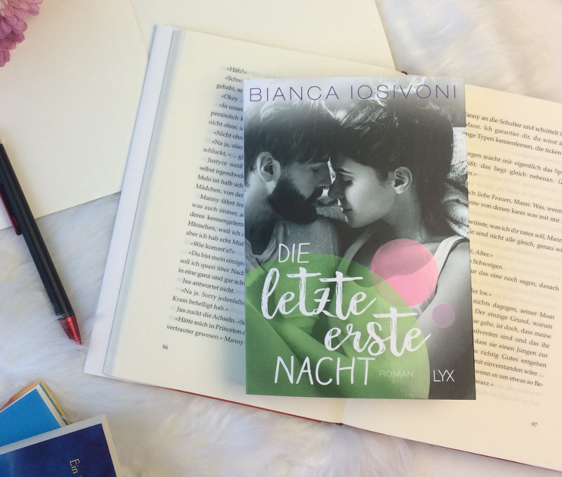 Bianca Iosivoni-Die letzte erste Nacht