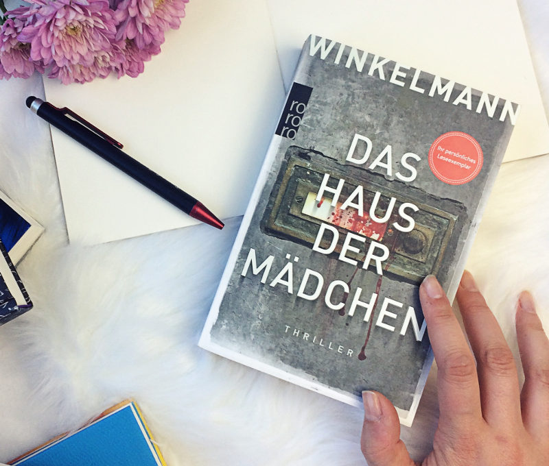 Andreas Winkelmann-Das Haus der Mädchen
