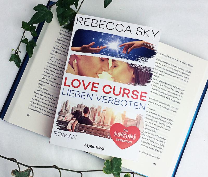 Rebecca Sky-Love Curse Lieben verboten