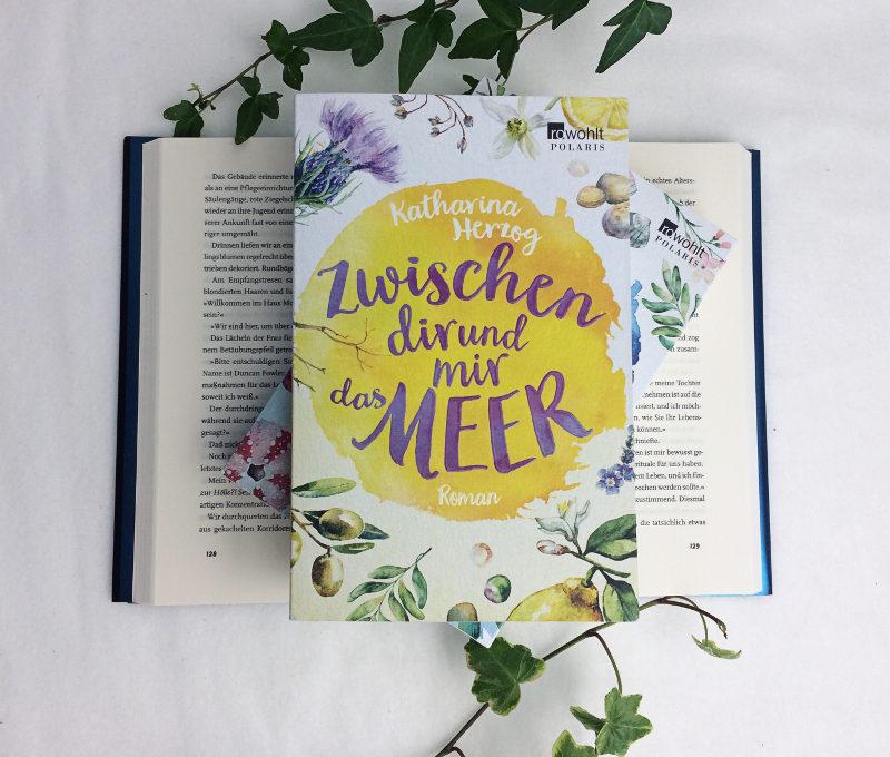 Katharina Herzog-Zwischen dir und mir das Meer