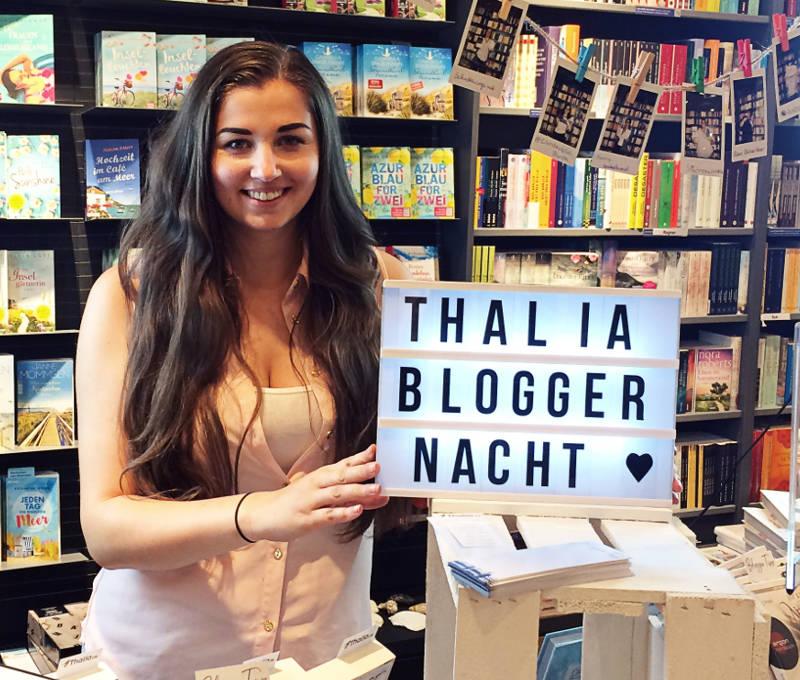 Ramona Nicklaus bei der Thalia Bloggernacht in Hamburg-Monatsrückblick August