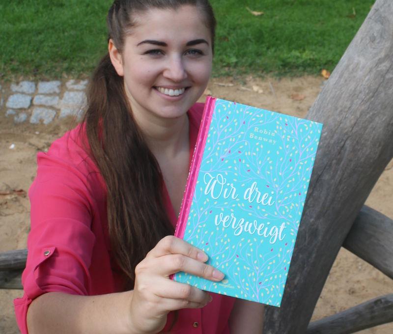 Wir drei verzweigt von Robyn Benway-Rezension-Monatsrückblick September
