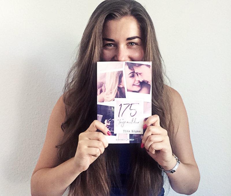 175 Tage mit dir von Tina Köpke-Rezension-Liebesroman