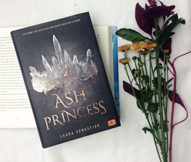 Ash Princess von Laura Sebastian-Rezension