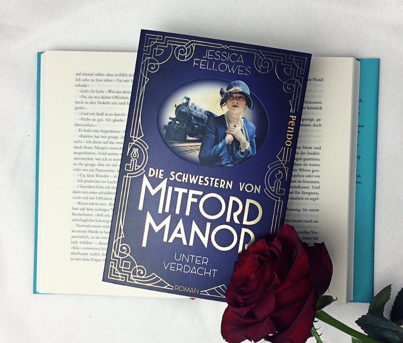 Die Schwestern von Mitford Manor Unter Verdacht von Jessica Fellowes-Rezension