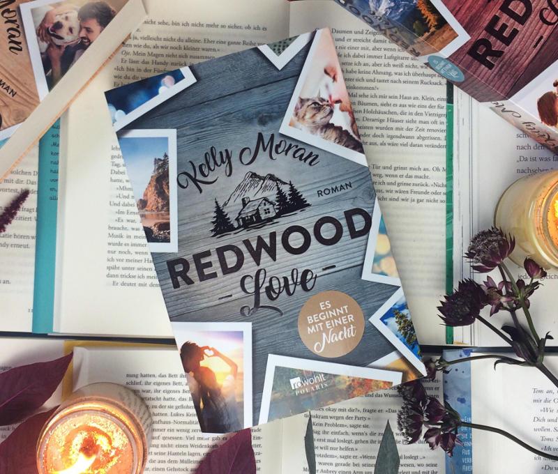 Redwood Love Es beginnt mit einer Nacht von Kelly Moran-Rezension