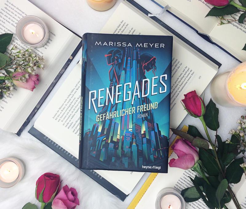 Renegades Gefährlicher Freund von Marissa Meyer-Rezension