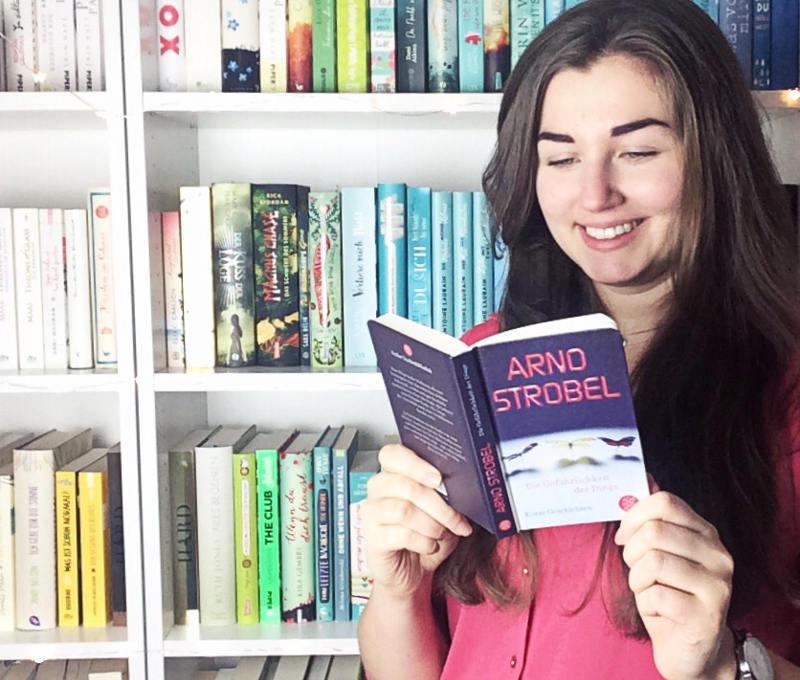 Ramona Nicklaus und Die Gefährlichkeit der Dinge von Arno Strobel-Monatsrückblick November