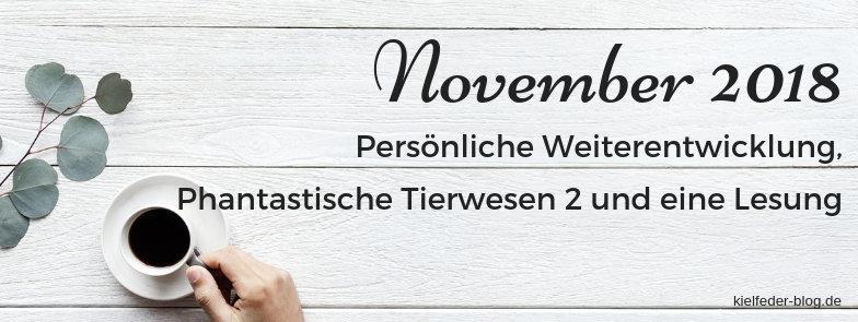 monatsrückblick November 2018-buchblog kielfeder