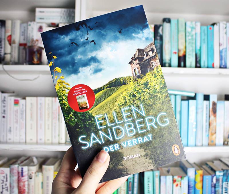 Ellen Sandberg-Der Verrat-Rezension