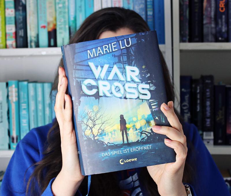 Marie Lu-Warcross Das Spiel ist eröffnet-Rezension