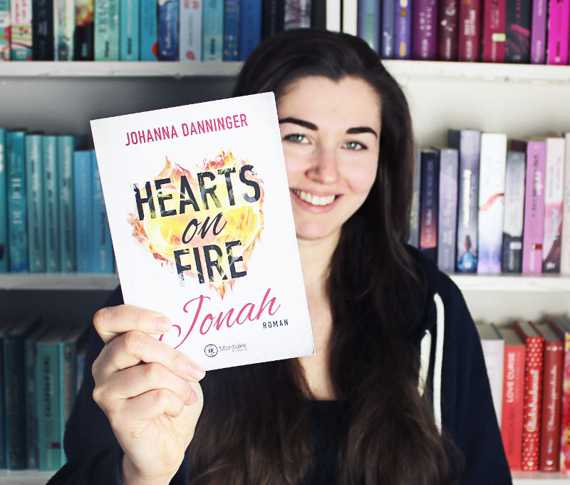 Hearts on Fire. Jonah von Johanna Danninger-Interview