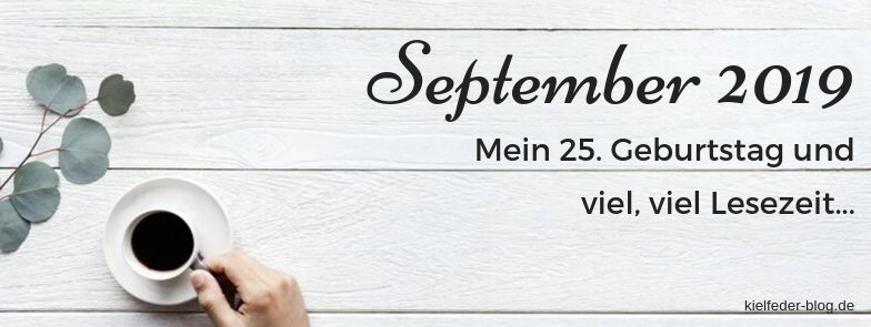 monatsrückblick September 2019-buchblog kielfeder