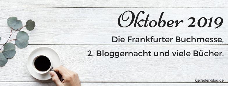 monatsrückblick Oktober 2019-buchblog kielfeder