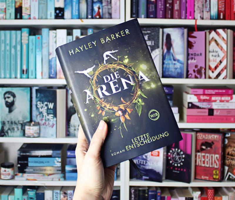 Die Arena Letzte Entscheidung von Hayley Barker-Rezension