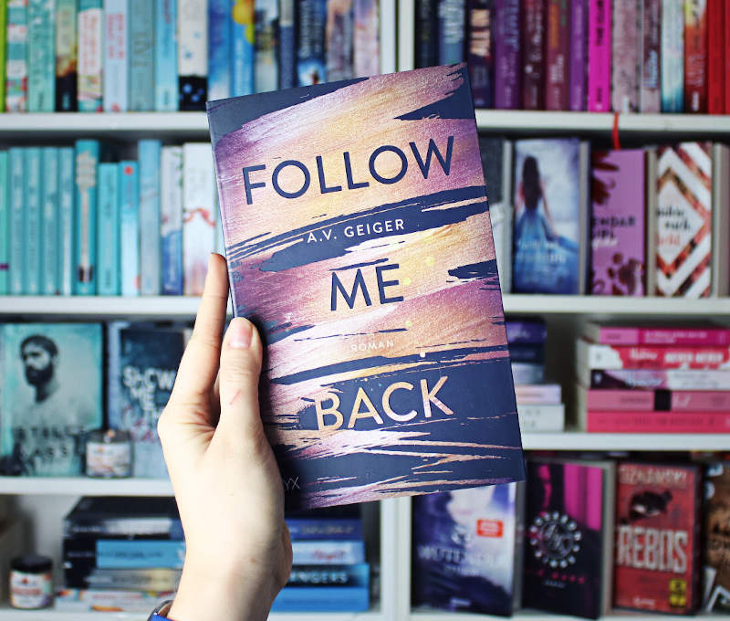 Follow me back von A. V. Geiger-Rezension