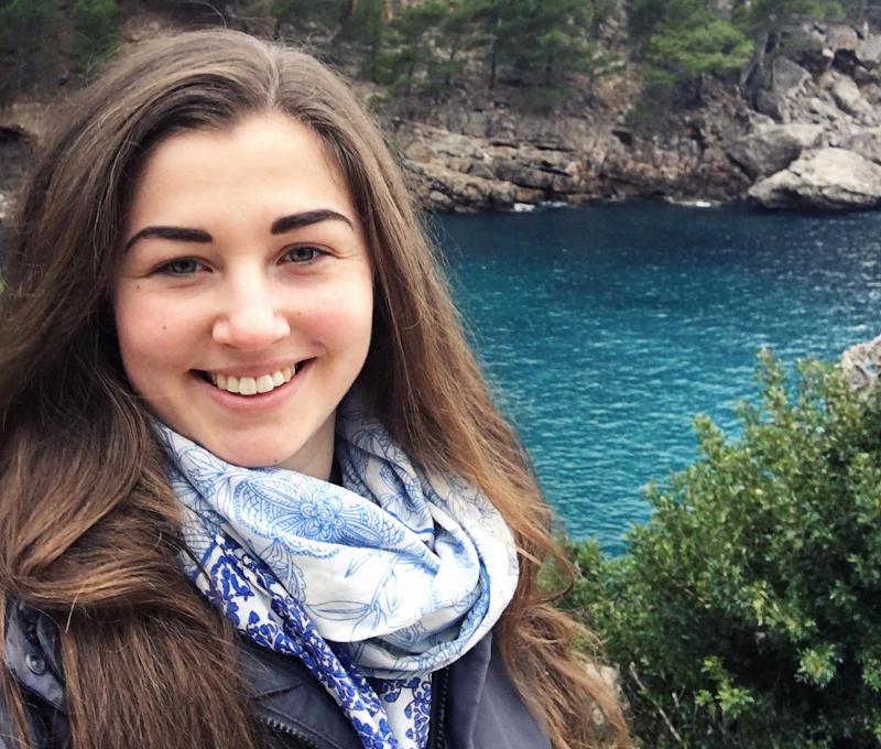 Ramona Nicklaus auf Mallorca-Monatsrückblick Januar 2020
