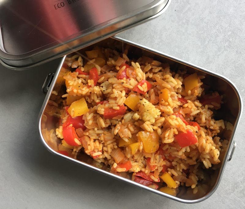 Essen mitnehmen-Nachhaltigkeit im Alltag-Plastik sparen