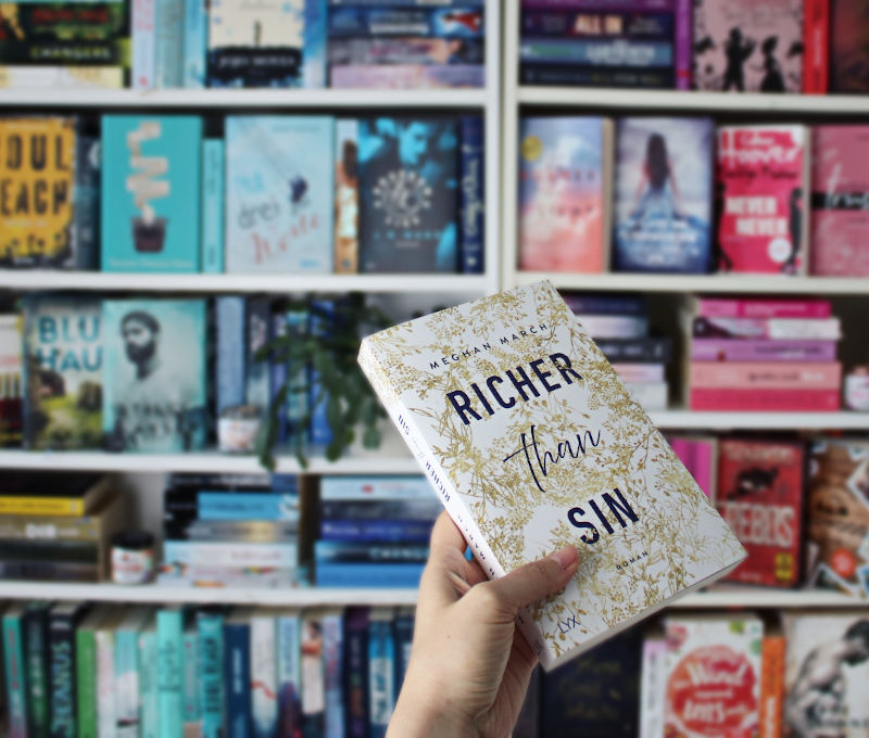 Richer than Sin von Meghan March-Rezension
