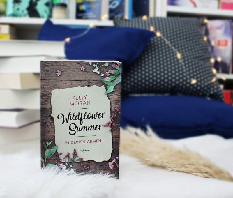 Wildflower Summer In deinen Armen von Kelly Moran-Rezension