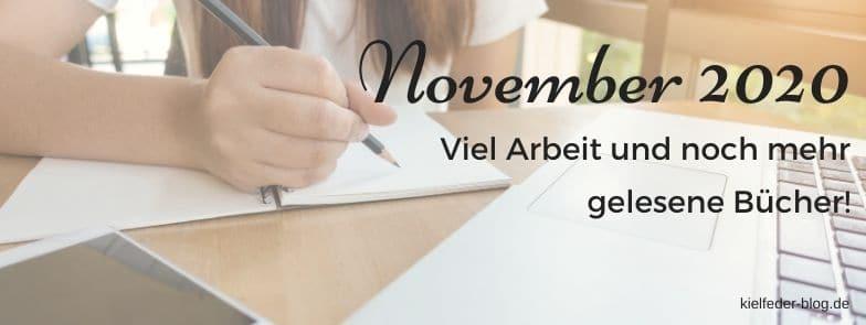monatsrückblick November 2020-buchblog kielfeder