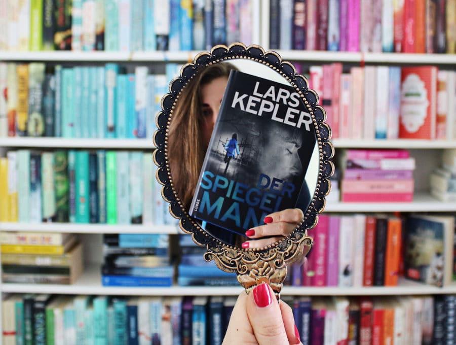 Der Spiegelmann von Lars Kepler