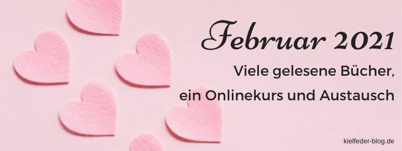 monatsrückblick Februar 2021-buchblog kielfeder