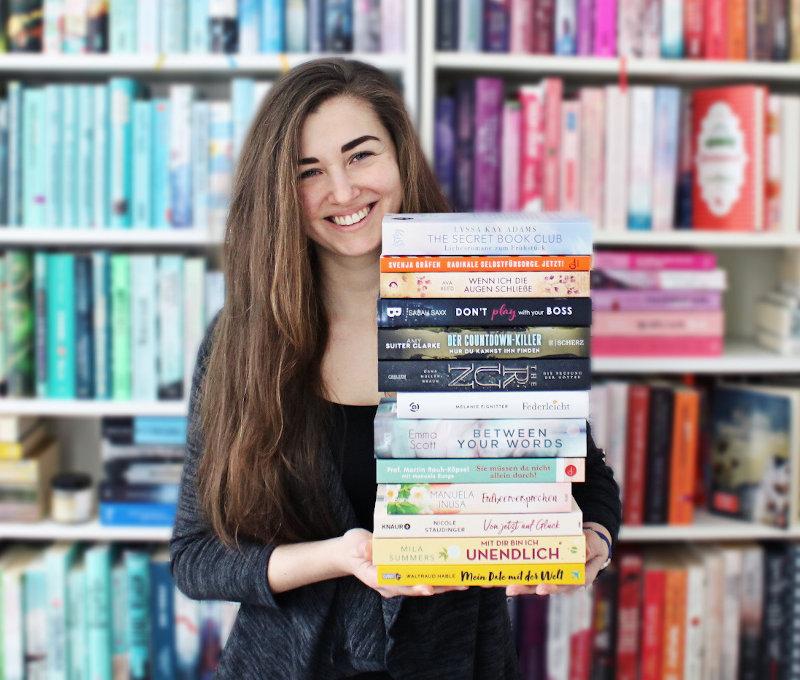 Gelesene Bücher von Ramona Nicklaus im April 2021-Monatsrückblick