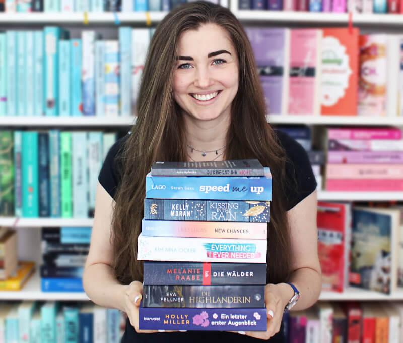 Gelesene Bücher von Ramona Nicklaus im Juni 2021-Monatsrückblick