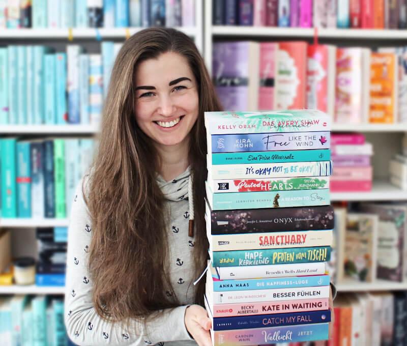 Gelesene Bücher von Ramona Nicklaus im Juli 2021-Monatsrückblick