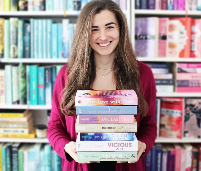 Gelesene Bücher im August 2021 von Ramona Nicklaus-Monatsrückblick