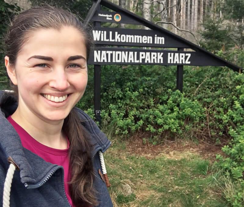 Monatsrückblick September 2021 Wandern Harz